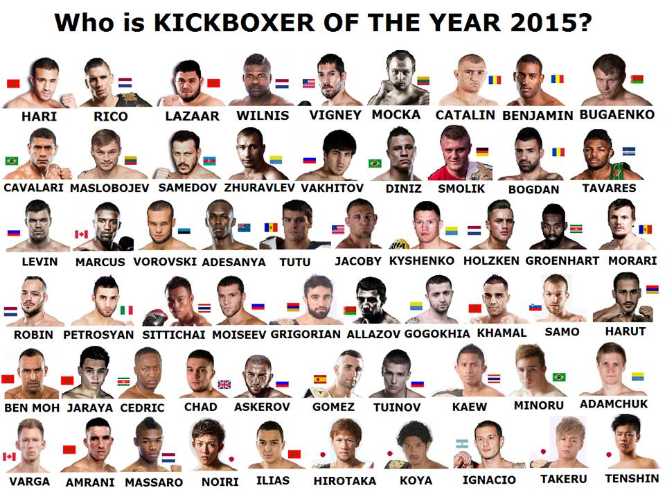 kickboxer of the year