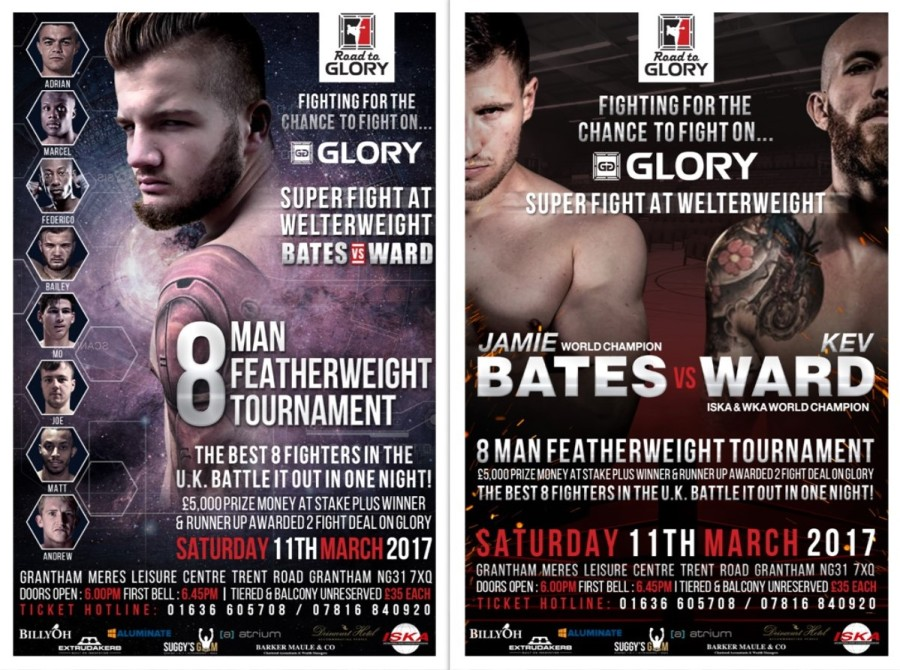 road to glory posters