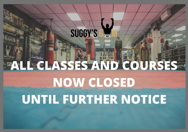 classes and courses now closed